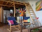 Fotograma del video distribuido por el 'youtuber' Luisito Comunica donde muestra la casa que compró en Venezuela.