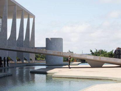 Rampa do Palácio do Planalto