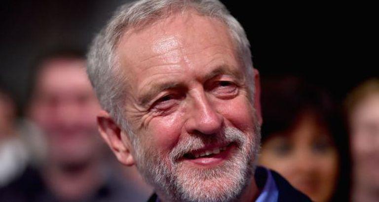 Jeremy Corbyn, novo líder do Trabalhismo britânico, hoje em Londres.