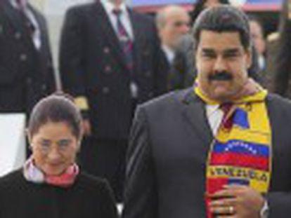 Dois sobrinhos da esposa do presidente venezuelano foram detidos no Haiti por negociar o transporte de cocaína
