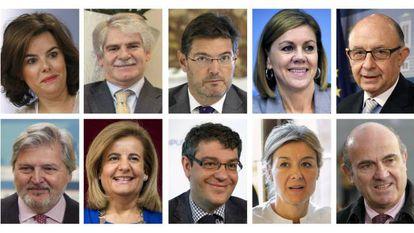 O novo Governo da Espanha.
