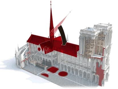 Art Graphique e Patrimoine (Reconstrução 3D)
