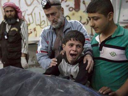 Mediador da ONU pede a Putin e Obama que intervenham para salvar trégua na Síria