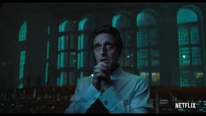 O pastor Emilio (Diego Peretti) e sua mulher Elena (Mercedes Morán), em uma cena de 'Vosso reino'. Em vídeo, o trailer da série.