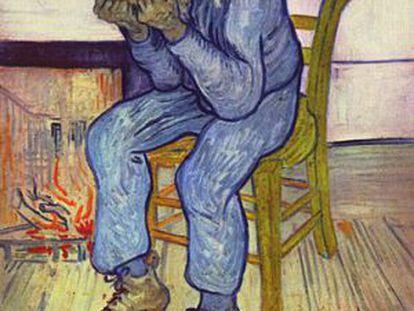'On the Threshold of Eternity', de Vincent Van Gogh (1890).