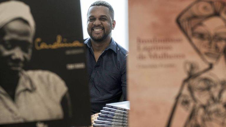 Vagner Amaro, editor da Malê