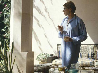 O segredo familiar que consumiu Yves Saint Laurent