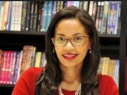 A juíza Adriana Queiroz.