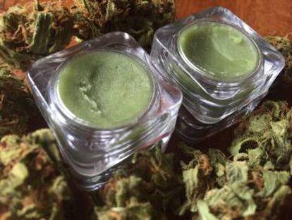 Os cremes são outro derivado da cannabis e servem para tratar erupções cutâneas.