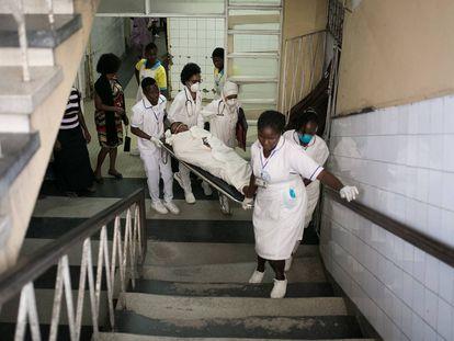 Moçambique, um país com 2.500 médicos para 30 milhões de habitantes