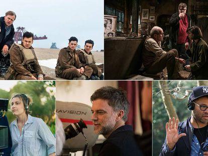 Os diretores indicados ao Oscar 2018