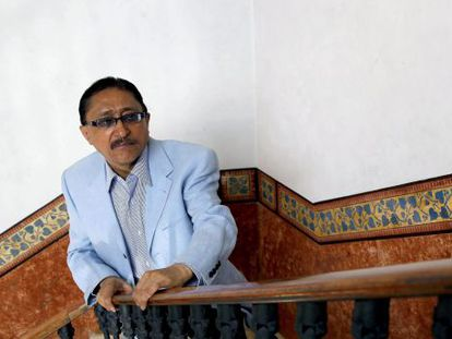 O jornalista mexicano Sergio González Rodríguez.