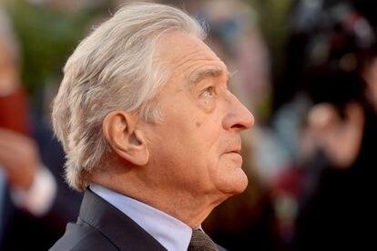 Robert De Niro na estreia londrina de 'O Irlandês', de Martin Scorsese. Em 2019 este filme devolveu o brilho à carreira de um ator lendário, mas em 2020 voltou com uma comédia infantil chamada 'Em Guerra com o Vovô'.