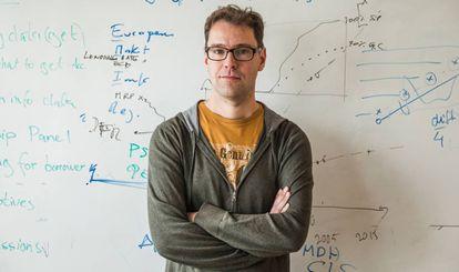 Andreas Bergh, professor de economia da Universidade de Lund (Suécia).