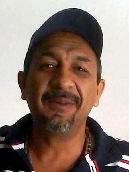 Foto policial de Servando Gómez, 'La Tuta'.