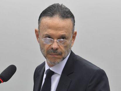 Luciano Coutinho, na CPI do BNDES.