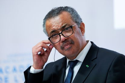 Tedros Adhanom Ghebreyesus, diretor da OMS.