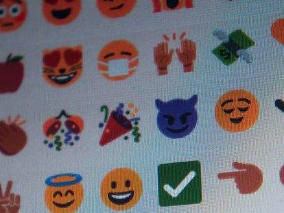 Emoticons. Os emojis são um idioma universal, mas confuso em alguns casos.