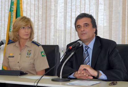 Ministro da Justiça Eduardo Cardozo.