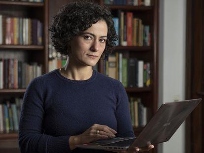 """Gabriela Ferreira, pós-doutoranda na USP: """"Ficamos incrédulos que uma coisa assim teria acontecido, ainda mais com a plataforma Lattes""""."""