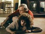 Maria Schneider, Marlon Brando y la mantequilla. Fue una idea del actor que a ella no le gustó demasiado. Fue en 'El último tango en París' (1972).