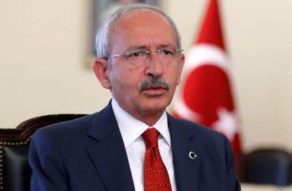 Kemal Kilicdaroglu, em 2014.