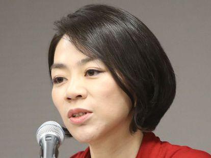 Cho Hyun-ah, Vice-presidenta da Korean Air.