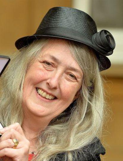 A pesquisadora do mundo clássico Mary Beard.