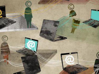Os EUA se dispõem a renunciar ao controle dos domínios da Internet