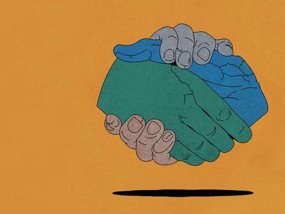 A inevitável busca pelo pacto