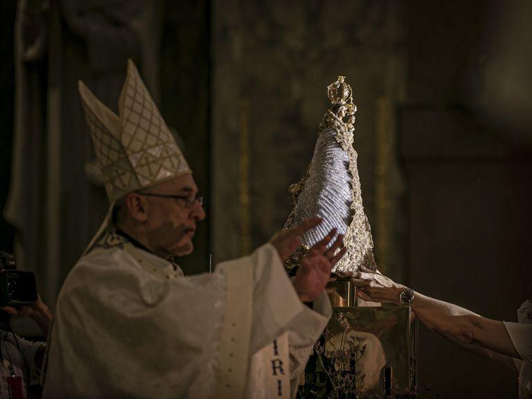 Dom Alberto Taveira Corrêa, arcebispo metropolitano de Belém, acusado de assédio e abuso sexual por ex-seminaristas. Ele nega acusações.