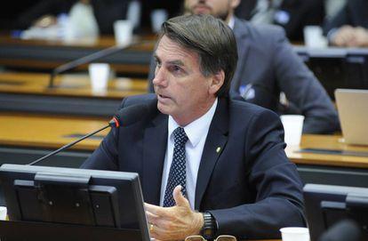 Bolsonaro no último dia 8.