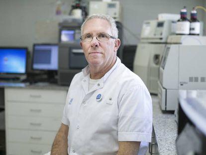 O chefe de medicina interna e doenças infecciosas do hospital do Mar, Hernando Knobel