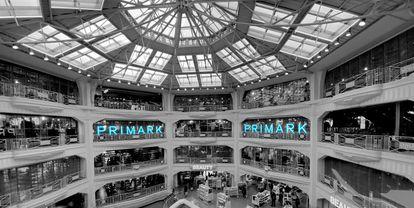 A loja símbolo da Primark em Madri: 12.500 metros quadrados em plena Gran Vía