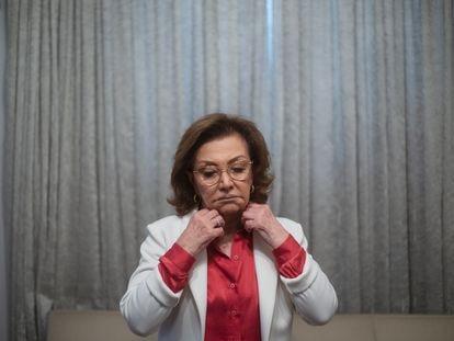 A vereadora Telma Santos (PT) foi a única prefeita de Santos, entre 1988 e 1992. Ela tenta a reeleição como vereadora.