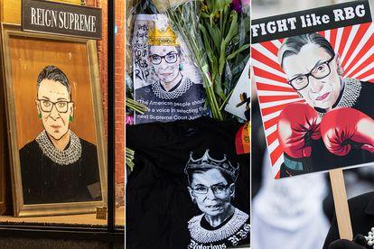 Ruth Ginsburg virou ícone.