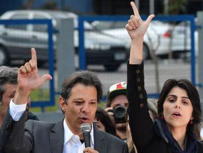 Ex-prefeito de São Paulo tem três semanas para convencer o eleitorado de que é o verdadeiro herdeiro de Lula