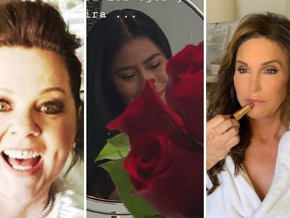 Melissa McCarthy, Yalitza Aparicio e Caitlyn Jenner
