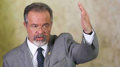 O ex-ministro da Defesa, Raul Jungmann.