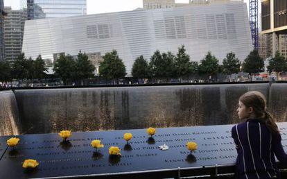 Museu Memorial no World Trade Center de Nova York.