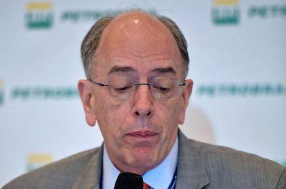 Pedro Parente, em uma entrevista na Petrobras, no Rio de Janeiro, em maio.