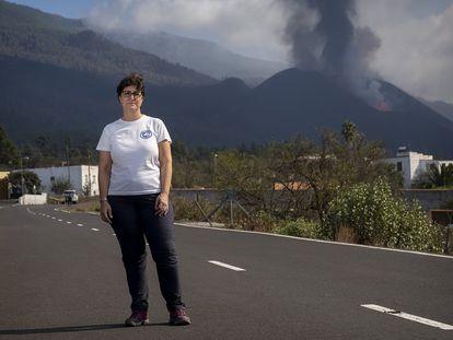 Nieves Sánchez Jiménez, pesquisadora do Instituto Geológico Minerador da Espanha.