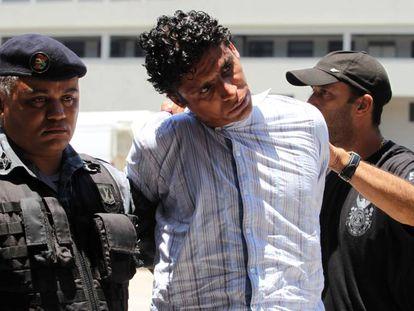 Nem da Rocinha, após ser preso no Rio.