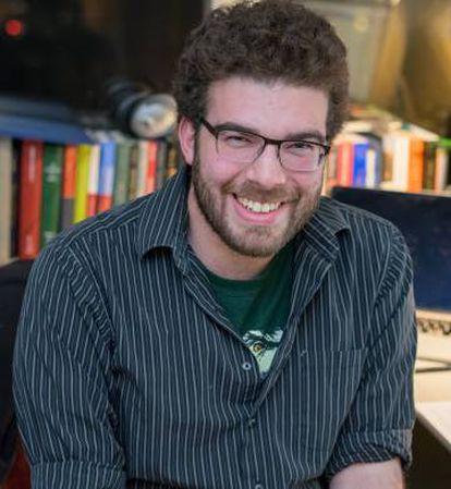 O pesquisador Samuel Mehr.