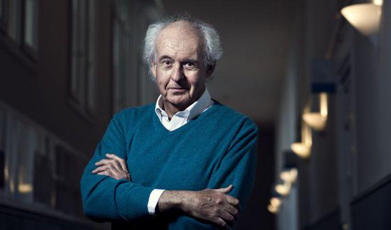 Roger-Pol Droit na terça-feira, no Instituto Francês de Madri.