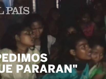 O ataque a 34 meninas indianas por reação à intimidação sexual de um grupo de adolescentes