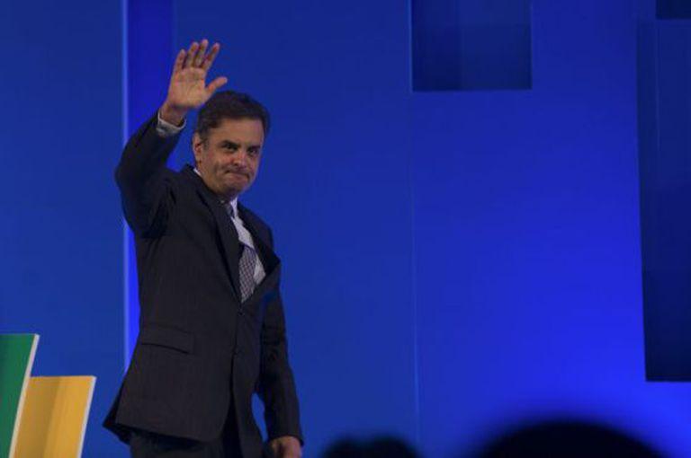 Aécio Neves, PSDB, possui 20% dos votos.