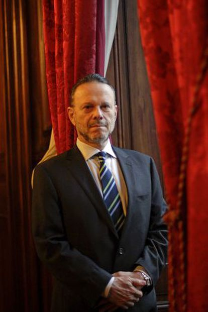 Luciano Coutinho, presidente do Banco de Desenvolvimento do Brasil
