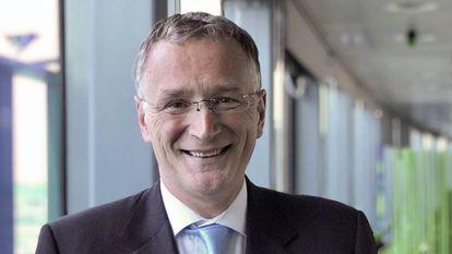 O italiano Mauro Ferrari, próximo presidente do Conselho Europeu de Pesquisa.