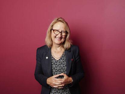 A urologista australiana Helen O'Connell, em uma foto de dezembro de 2018.